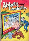 Cover For Abbott and Costello Comics 15
