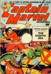 Cover For Captain Marvel Adventures 111