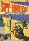 Cover For Spy Hunters 3