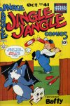Cover For Jingle Jangle Comics 41