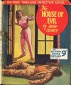 Cover For Sexton Blake Library S3 331 The House of Evil
