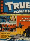 Cover For True Comics 45