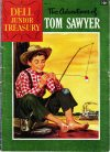Cover For Dell Junior Treasury 10 Tom Sawyer
