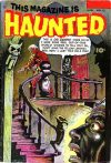 Cover For This Magazine Is Haunted 12