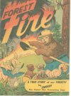 Cover For Forest Fire (1949)