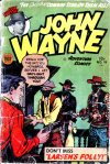 Cover For John Wayne Adventure Comics 19
