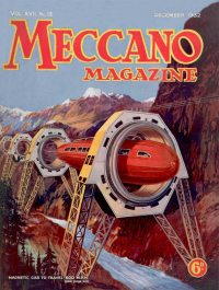 Large Thumbnail For Meccano Magazine v17 12