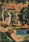 Cover For Jungle Comics 85
