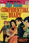 Cover For High School Confidential Diary 10