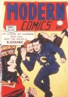 Cover For Modern Comics 100 (fiche)