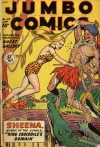 Cover For Jumbo Comics 119