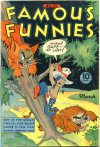 Cover For Famous Funnies 116