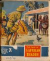 Cover For Sexton Blake Library S3 186 The Case of the African Trader