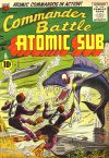 Cover For Commander Battle and the Atomic Sub 5
