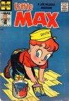 Cover For Little Max Comics 35