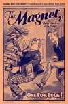 Cover For The Magnet 1614 Saving Bunter's Bacon!