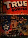 Cover For True Comics 8