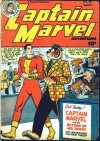 Cover For Captain Marvel Adventures 82
