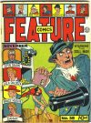 Cover For Feature Comics 38