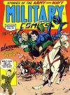 Cover For Military Comics 15
