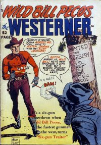 Large Thumbnail For The Westerner Comics #29
