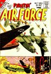 Cover For Fightin' Air Force 32