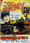 Cover For Fightin' Army 41