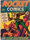 Cover For Rocket Comics 2