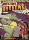 Cover For Adventures into the Unknown 30