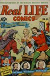Cover For Real Life Comics 45