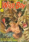 Cover For Wild Boy 5