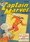 Cover For Captain Marvel Adventures 49