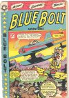 Cover For Blue Bolt 103 (reprint)
