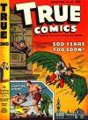 Cover For True Comics 58