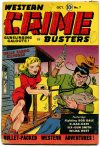Cover For Western Crime Busters 7