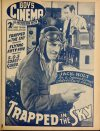 Cover For Boy's Cinema 1038 Trapped in the Sky Jack Holt