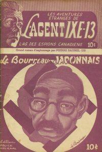 Large Thumbnail For L'Agent IXE-13 v2 015 - Le bourreau japonais