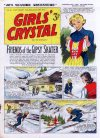 Cover For Girls' Crystal 954