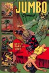 Cover For Jumbo Comics 164