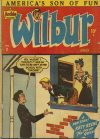 Cover For Wilbur Comics 11
