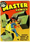 Cover For Master Comics 33 (1 fiche)
