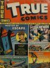 Cover For True Comics 24