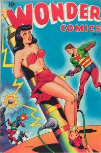 Large Thumbnail For Wonder Comics #13