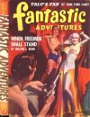Cover For Fantastic Adventures v4 11 When Freemen Shall Stand Nelson S. Bond