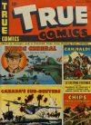Cover For True Comics 36