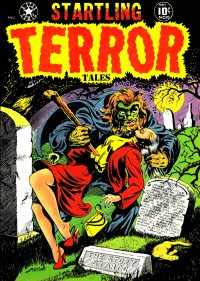 Large Thumbnail For Startling Terror Tales #10