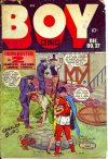 Cover For Boy Comics 37