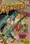 Cover For Texas Rangers in Action 22