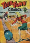 Cover For Teen Town Comics 48