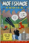 Cover For Moe and Shmoe Comics 1